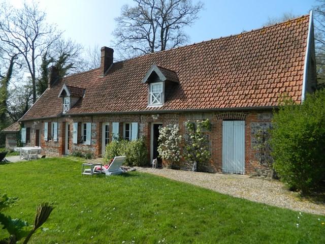 Dieppe ventes longere en briques a 10 minutes de dieppe 76 for Acheter une maison en normandie bord de mer