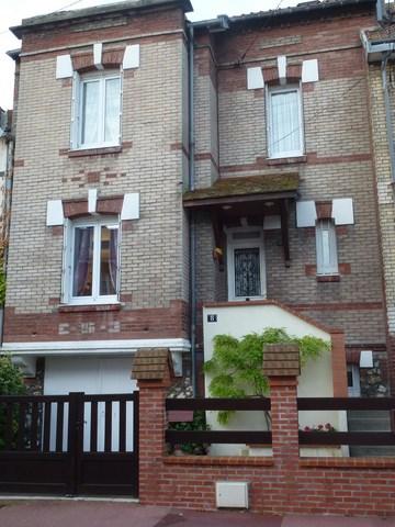 A vendre maison de caractère Dieppe 76