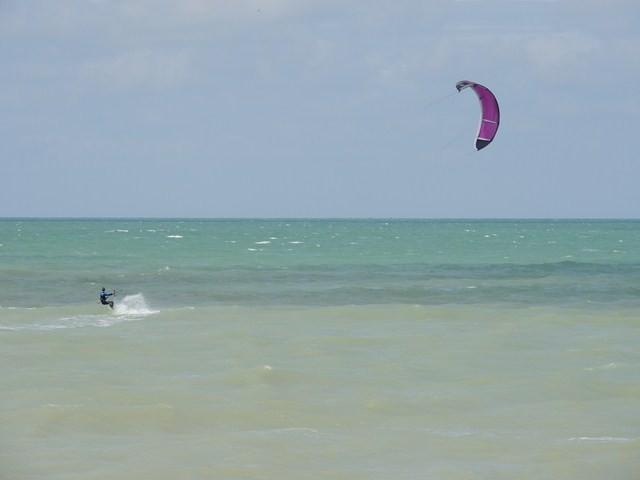 Sport nautique à Pourville sur Mer