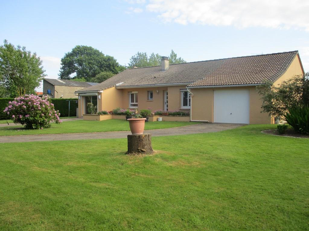Maison de plain pied proche de la mer, en Normandie (76) proche de Varengeville sur Mer