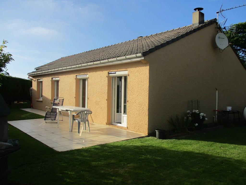 Maison de plain pied proche de la mer, en Normandie (76) proche de Quiberville