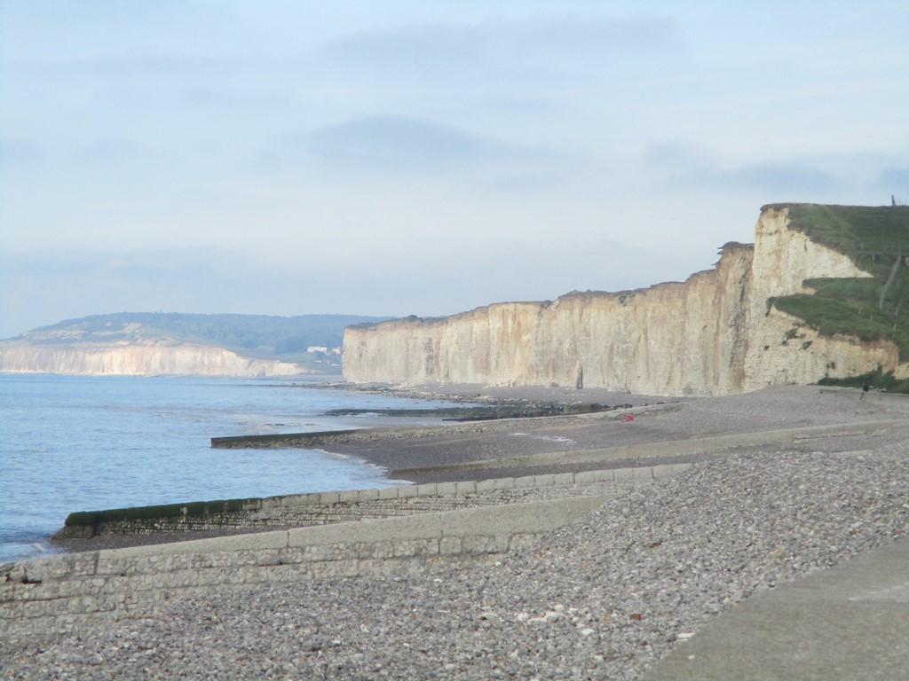 Maison de plain pied proche de la mer, en Normandie (76)