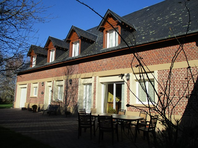 Dieppe ventes maison de caractere proche du port de saint - Chambre d hotes saint valery en caux ...