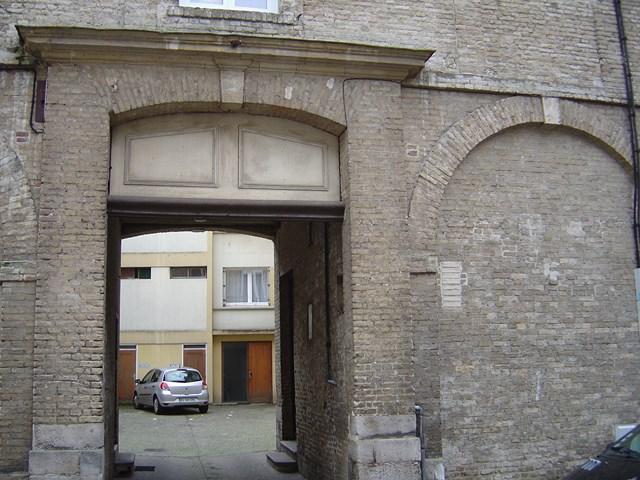 Achetez cet appartement F3 au cœur de la ville de Dieppe, 76, Seine Maritime, Normandie.