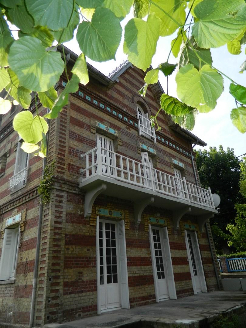 Dieppe ventes maison de caractere a dieppe 76 normandie for Achat maison normandie bord de mer
