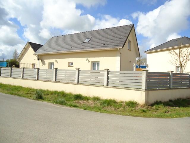 Dieppe ventes maison contemporaine dieppe immobilier for Maison moderne normandie