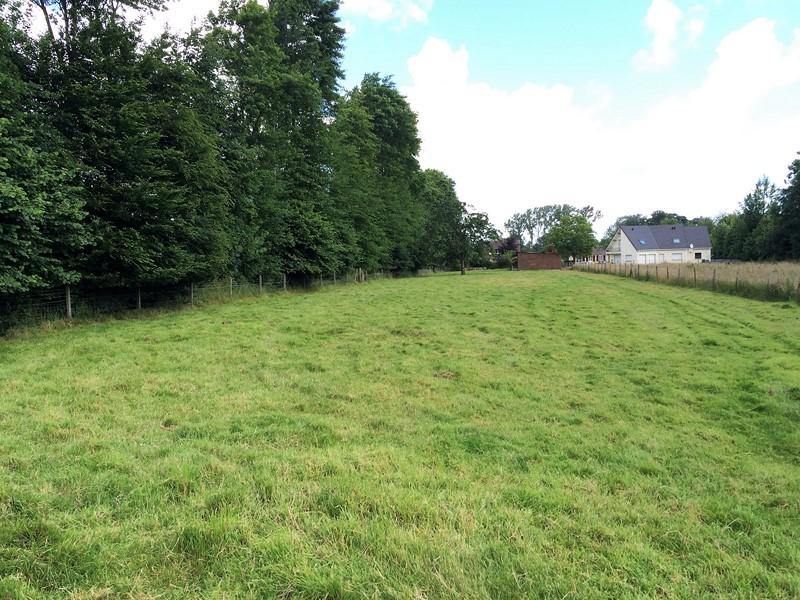 Terres et Demeures de Normandie, votre agence immobilière située à Dieppe vous invite à voir ce beau terrain à bâtir proche Luneray 76