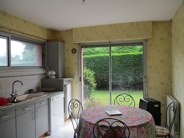 A vendre cette maison avec chambres au rez de chaussée, à Hautot sur mer