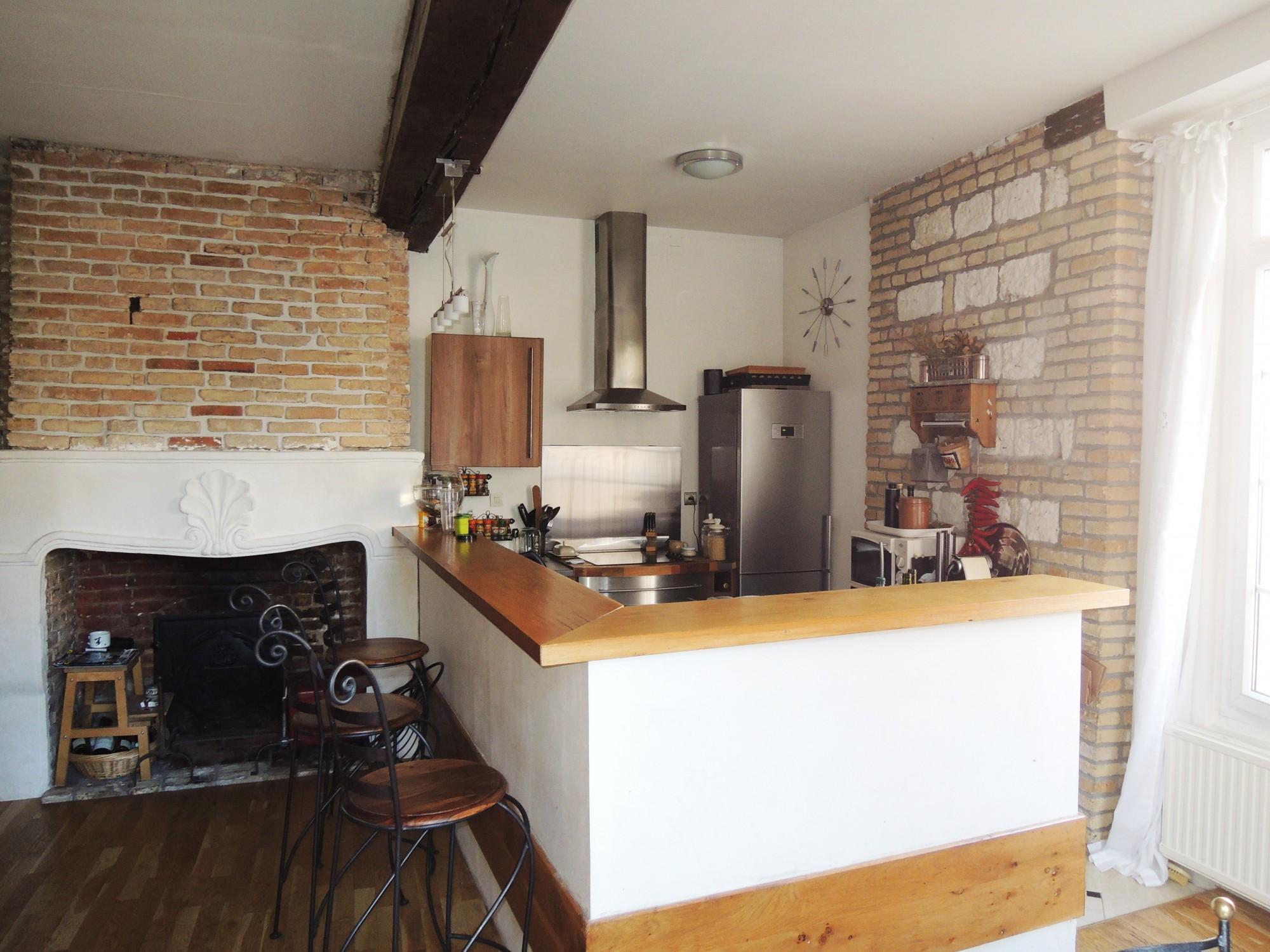 appartement centre ville et bord de mer terres et demeures de normandie. Black Bedroom Furniture Sets. Home Design Ideas