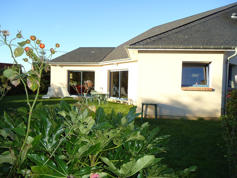 Dieppe ventes maison recente et contemporaine immobilier for Vente maison moderne