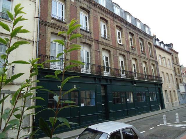 Achetez cet appartement au bord de la mer, à Dieppe, en Normandie