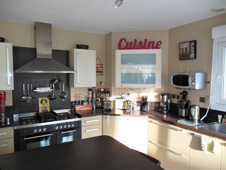 Vendre cette très belle maison contemporaine, 4 chambres, axe Dieppe - Penly, à 5 minutes de la mer en Norrmandie.