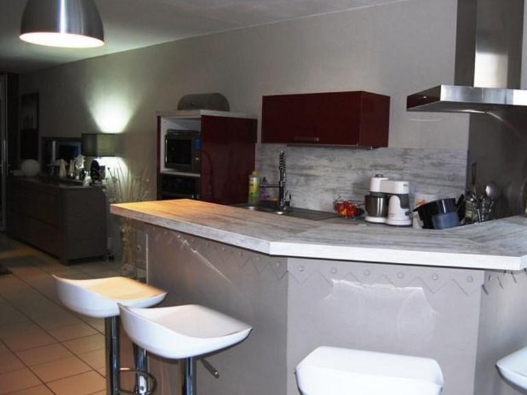A acheter à Dieppe, charmant duplex de 112 m² habitables, à deux pas de la mer (76)