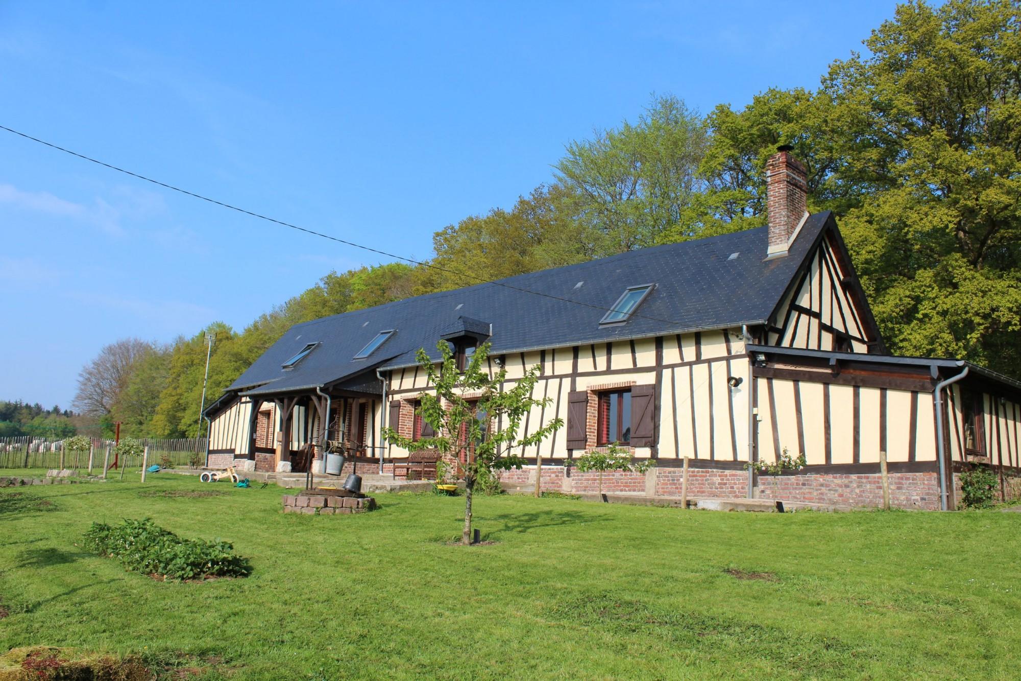 Terres et Demeures de Normandie, votre agence immobilière située à Dieppe, 76 Seine Maritime