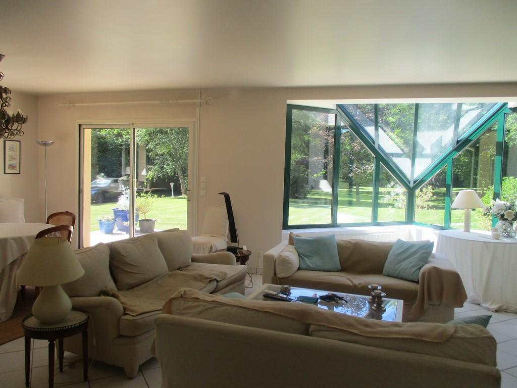 Trés belle maison contemporaine sur un parc de 9000 m² à Varengeville sur Mer, proche de Dieppe