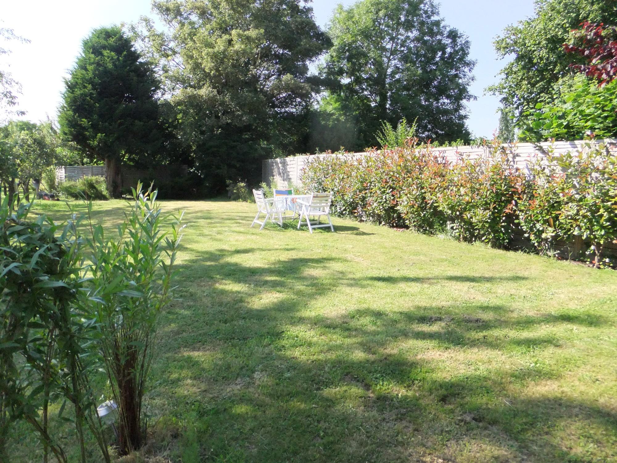 Maison de ville avec jardin mezidon canon terres et demeures de normandie - Maison de ville avec jardin ...