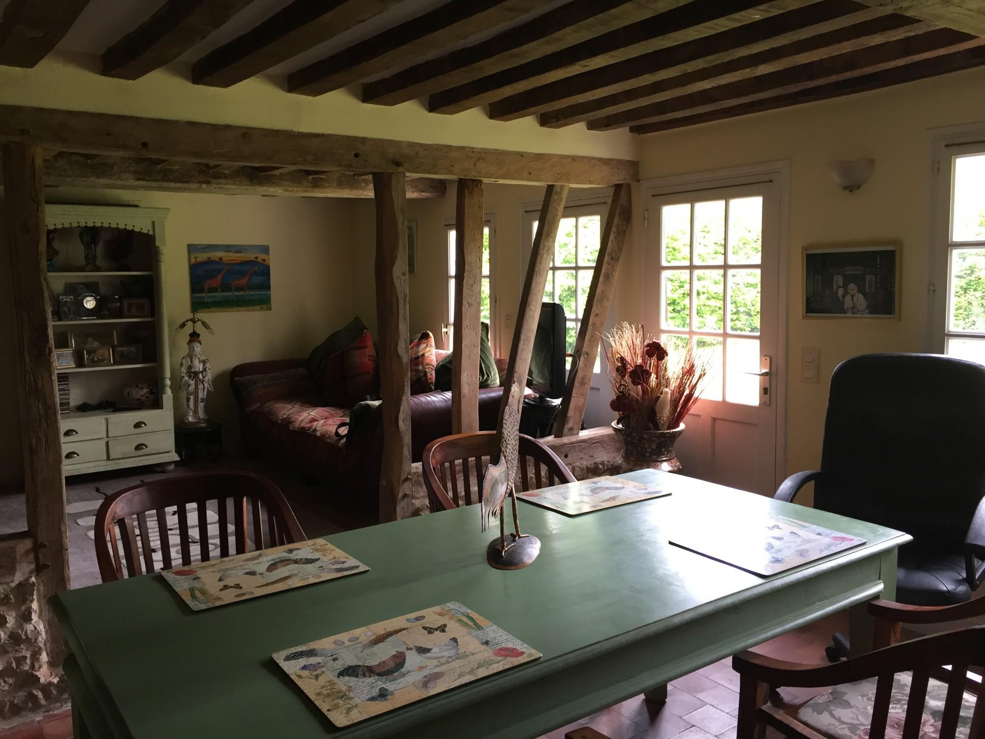 Maison à vendre proche mer, Deauville et Trouville