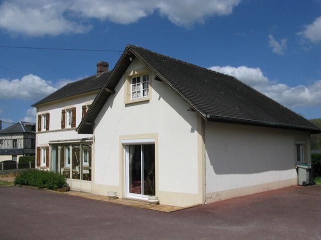 Lisieux ventes maison normande proche cormeilles eure 27 for Maison traditionnelle normande