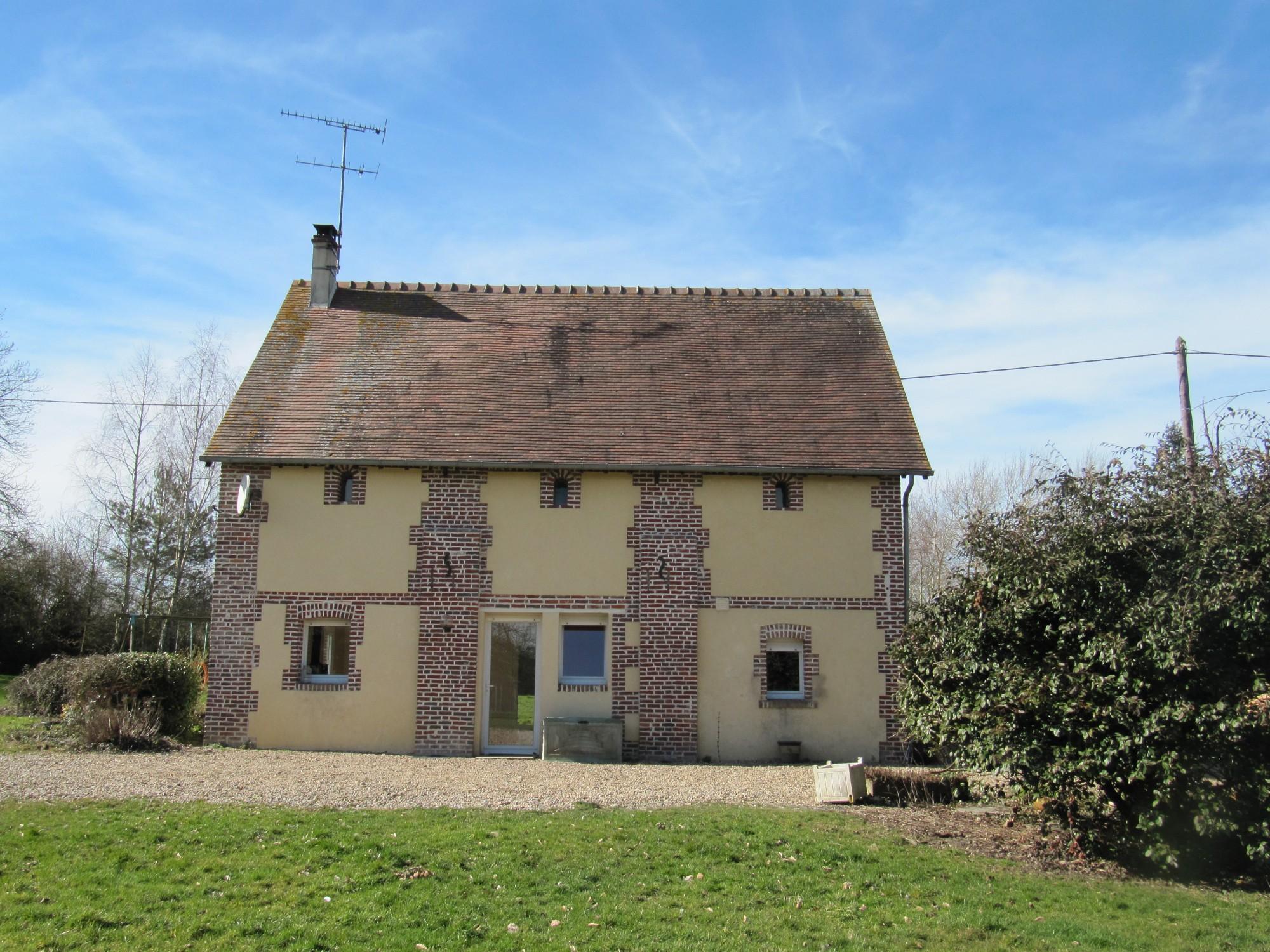 Lisieux ventes maison de campagne t6 f6 lisieux normandie - Maison de campagne normandie ...
