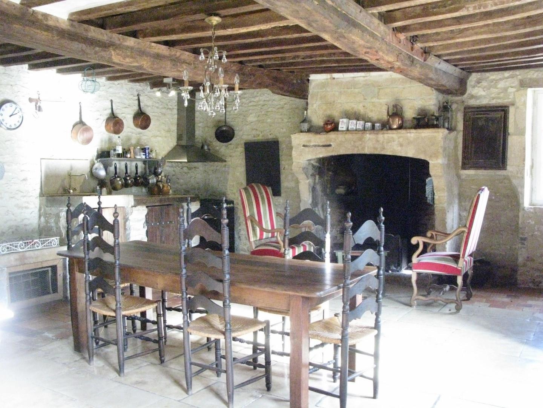 maison en pierre entre caen et falaise calvados 14 terres et demeures de normandie. Black Bedroom Furniture Sets. Home Design Ideas