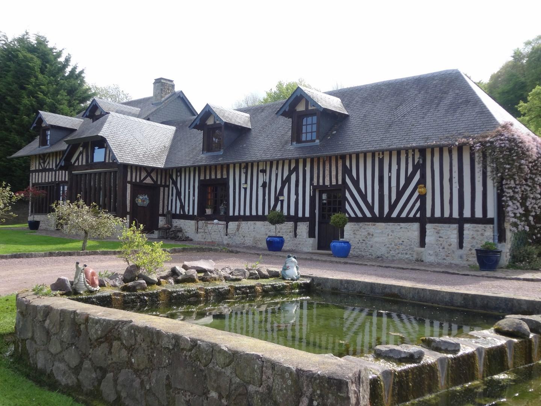 Lisieux ventes maison normande proche pont l 39 eveque for Garage ad pont l eveque