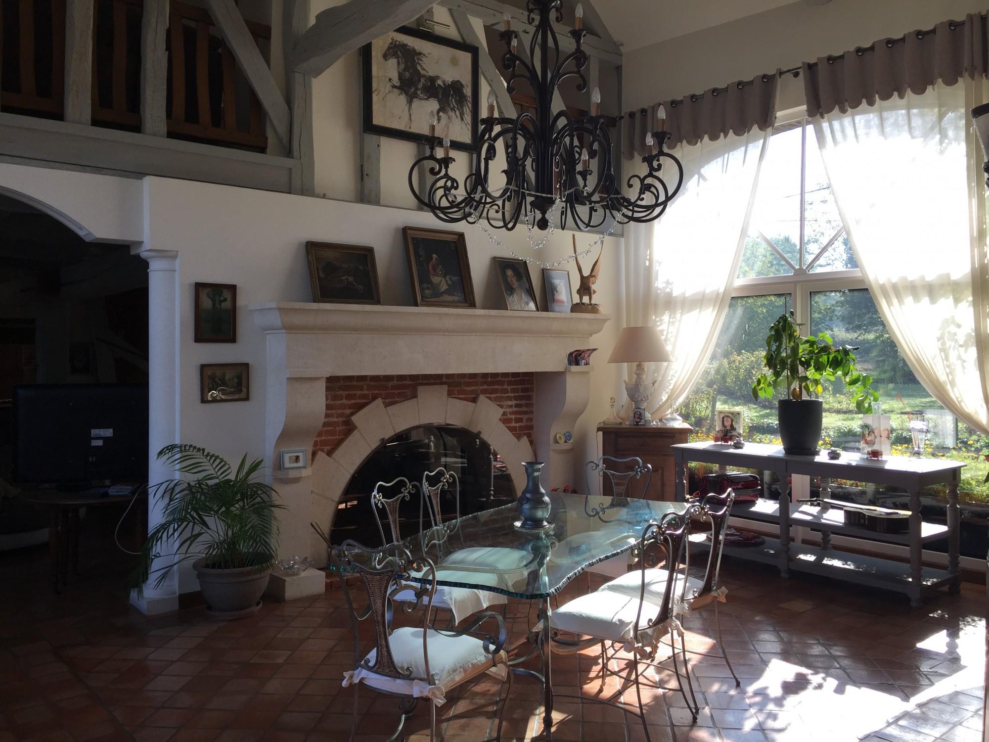 demeure d 39 exception r gion gerberoy oise 60 terres et demeures de normandie. Black Bedroom Furniture Sets. Home Design Ideas