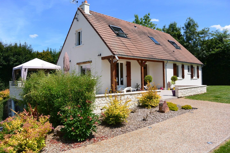Lisieux ventes maison normande proche de pont l 39 eveque for Maison vente