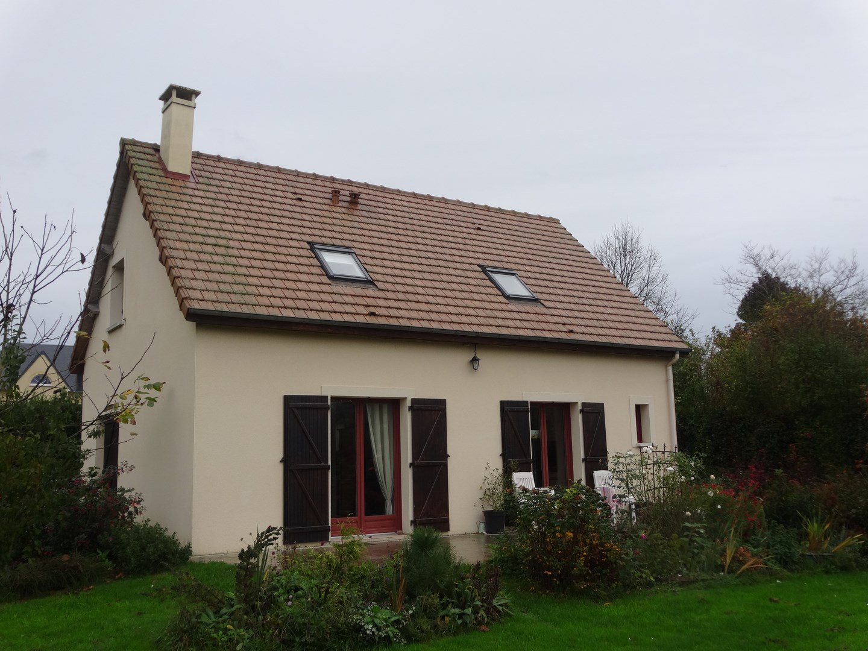 Lisieux ventes maison contemporaine proche de deauville for Vente maison moderne