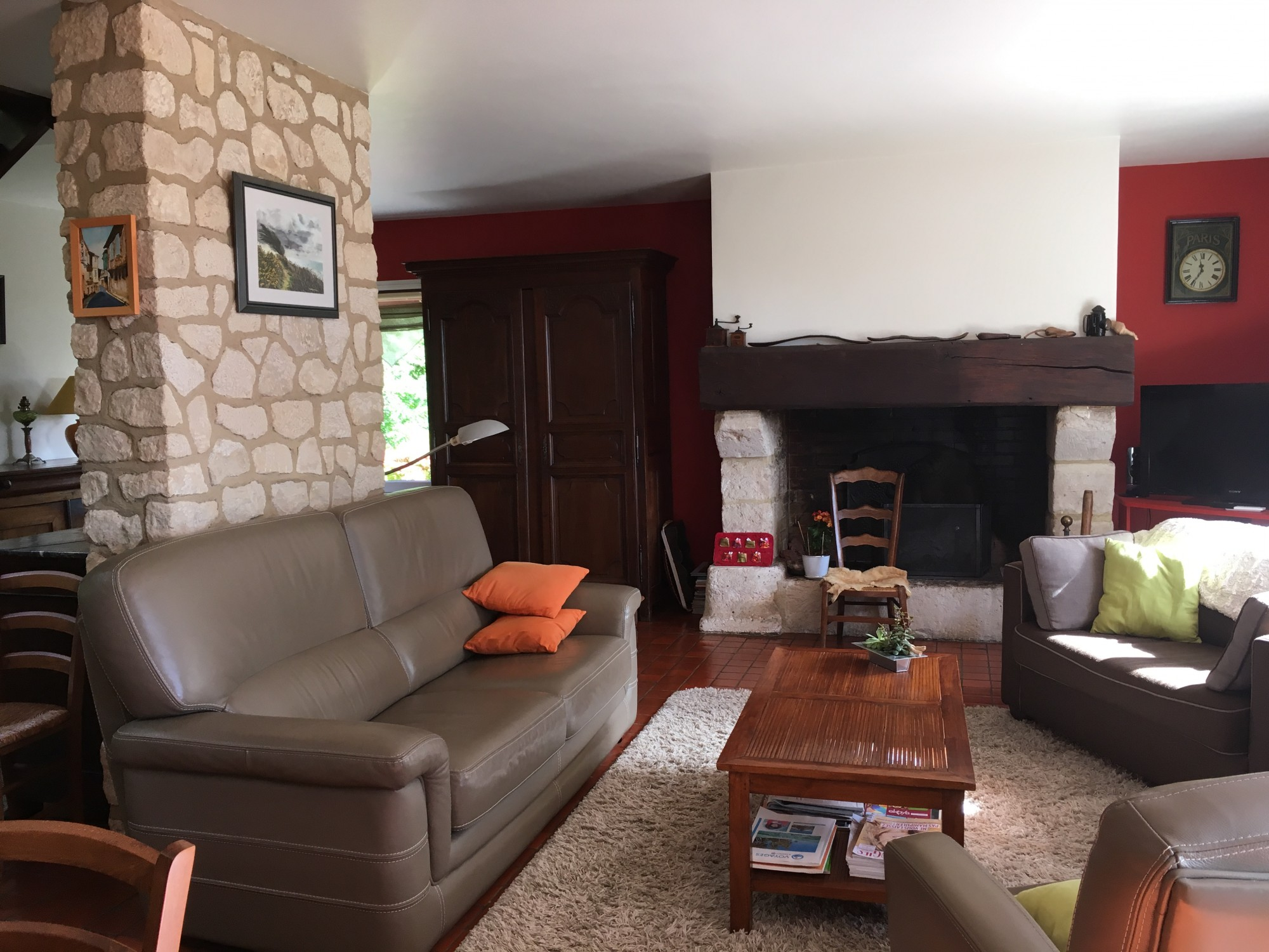 maison d 39 architecte r gion lisieux calvados 14 terres et demeures de normandie. Black Bedroom Furniture Sets. Home Design Ideas
