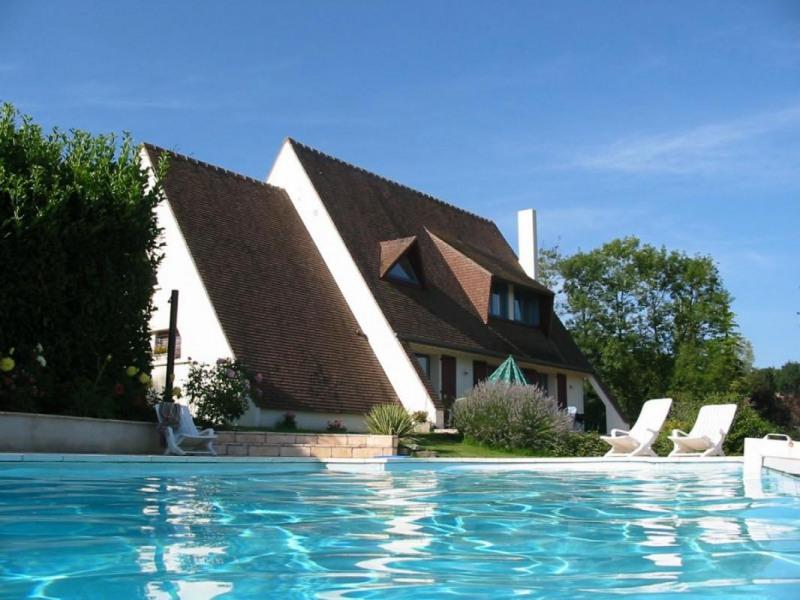 Maison d'architecte à vendre près de Lisieux, Agence immobilière Terres et Demeures de Normandie