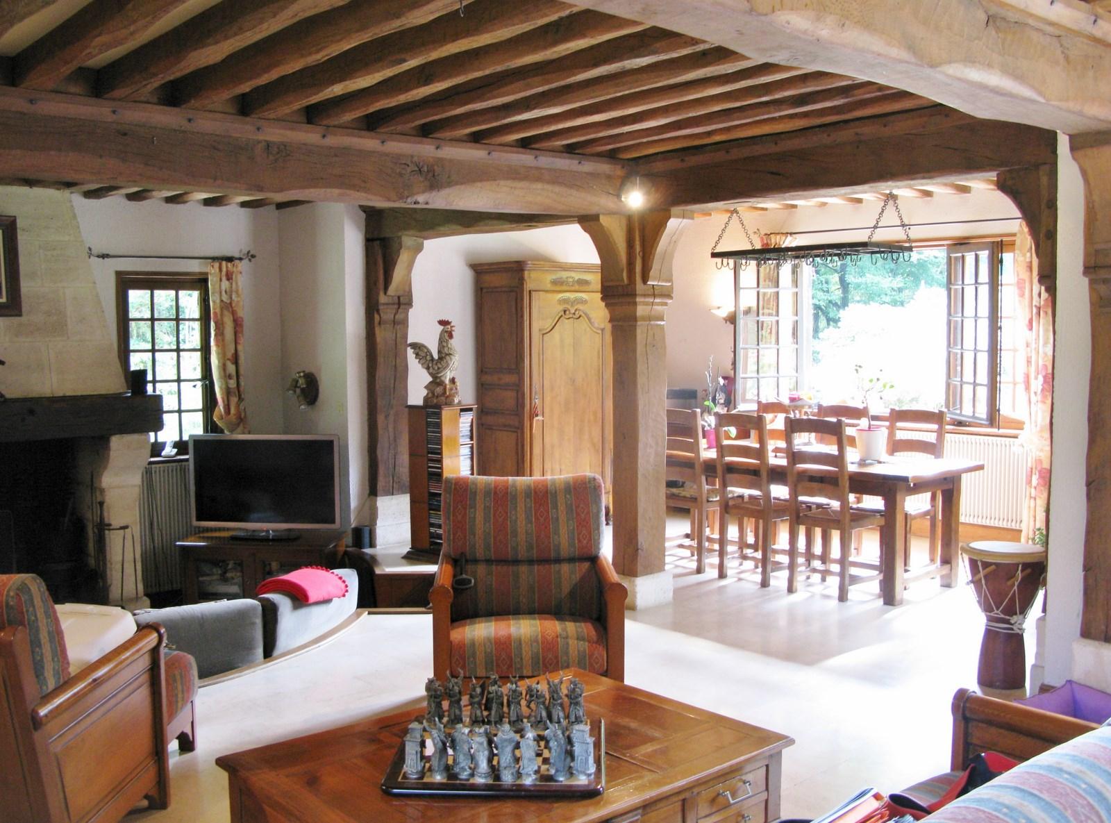lisieux ventes chaumiere proche pont l 39 eveque et lisieux terres et demeures de normandie. Black Bedroom Furniture Sets. Home Design Ideas