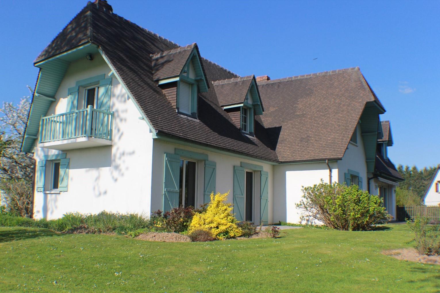 Maison Contemporaine Entre Honfleur Et Pont Audemer
