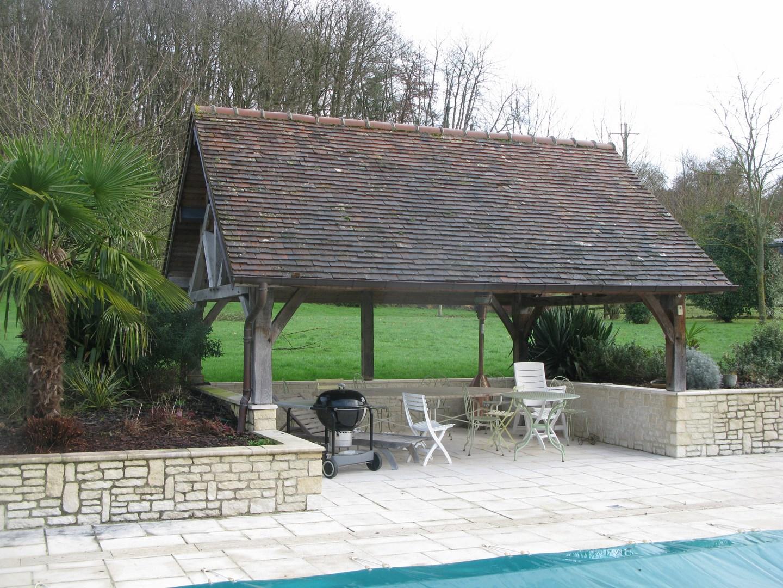 Lisieux ventes maison de maitre proche de lisieux calvados for Camping calvados avec piscine