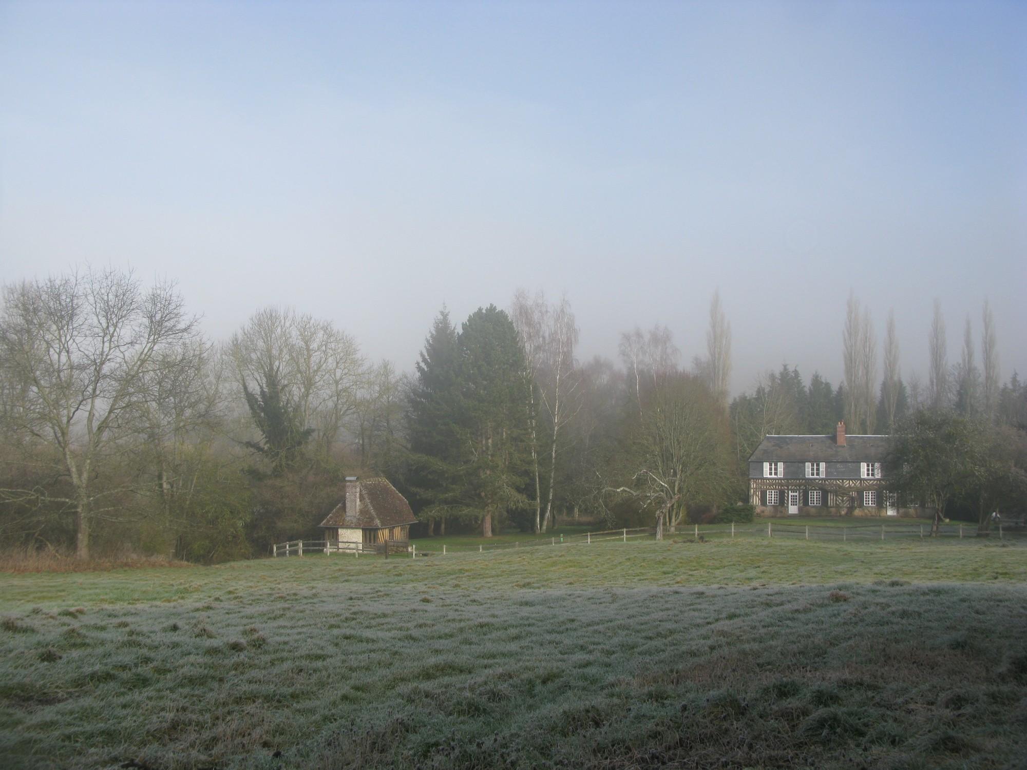 maison normande r gion de lisieux calvados 14 terres et demeures de normandie. Black Bedroom Furniture Sets. Home Design Ideas