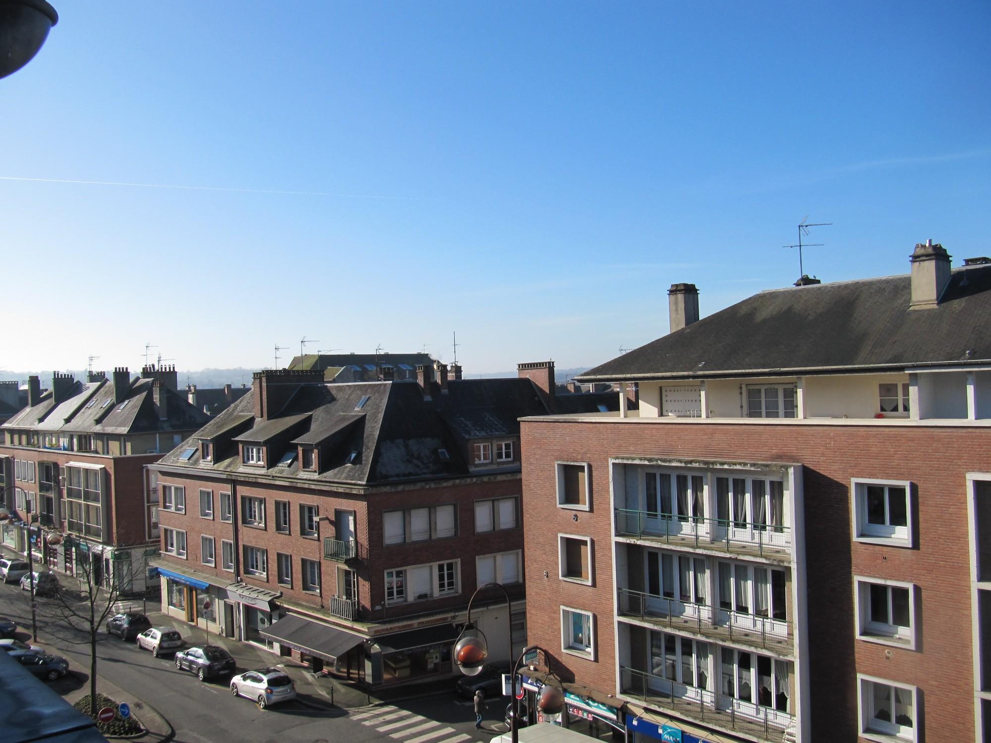 Appartement 2 pi ces t2 lisieux centre ville normandie for Appartement t2