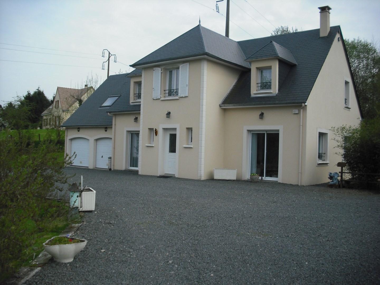 Lisieux ventes maison contemporaine lisieux terres et for Maison moderne normandie