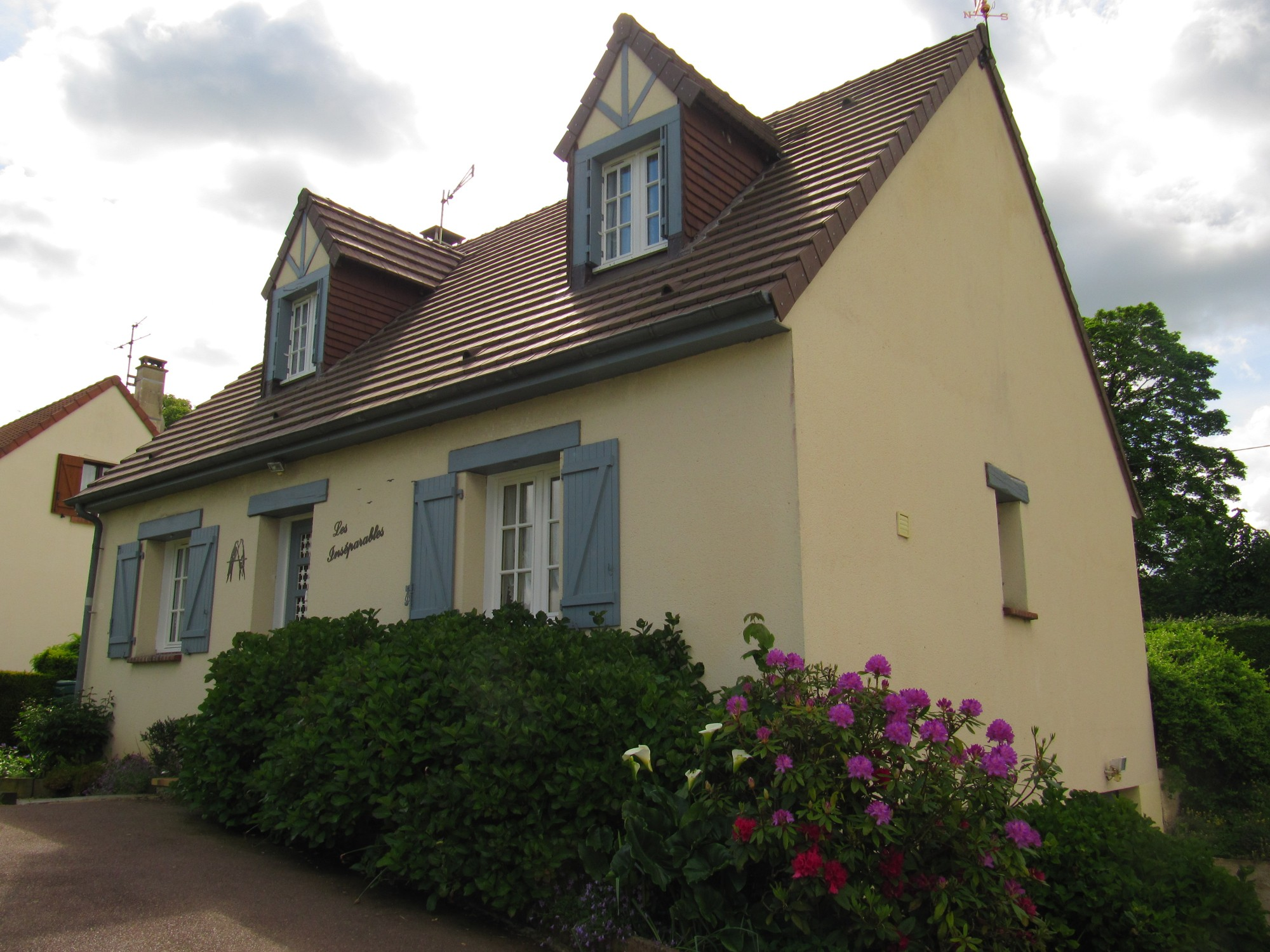 Lisieux ventes maison traditionnelle lisieux normandie for Maison traditionnelle