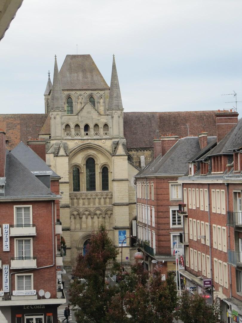 Lisieux ventes appartement 3 pi ces lisieux centre ville for Piscine lisieux