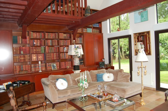 belle maison normande a vendre normandie calvados terres et demeures de normandie. Black Bedroom Furniture Sets. Home Design Ideas
