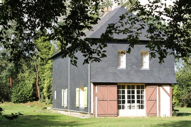 maison brique a vendre normandie calvados region honfleur terres et demeures de normandie. Black Bedroom Furniture Sets. Home Design Ideas