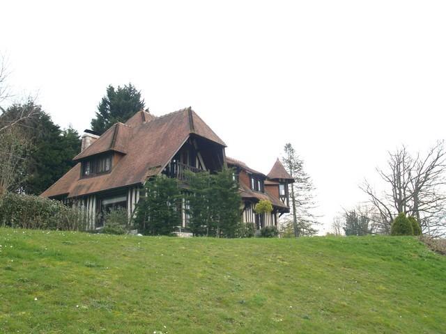 Nos biens a deauville honfleur et cabourg maison de for Construction traditionnelle