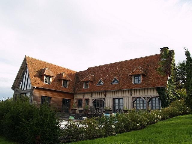 nos biens a deauville honfleur et cabourg vaste maison a vendre normandie calvados entre