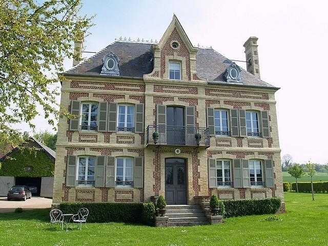 Maison De Maitre A Vendre Normandie Calvados Aux Portes De Deauville Terres Et Demeures De Normandie