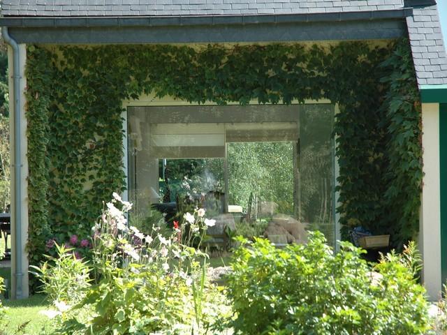 MAISON D'ARCHITECTE - A VENDRE - NORMANDIE - MANCHE - PROXIMITE GRANVILLE - Terres et demeures ...