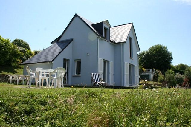 Nos biens a deauville honfleur et cabourg maison for Maison moderne normandie