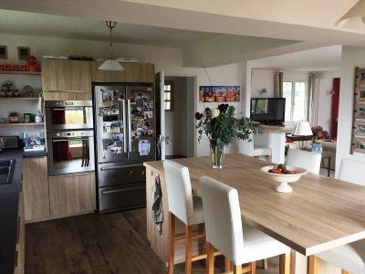 Acheter une maison cobntemporaine lumineuse à 20 minutes de Deauville 14