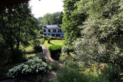 Achat domaine composé de trois maisons normandes proche Calvados 14