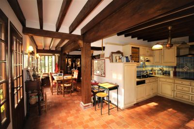 Acheter ancien moulin aménagé en habitation en Normandie