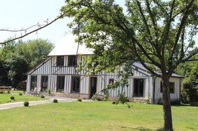 Achetez une maison normande entièrement rénovée, région Cormeilles 27260
