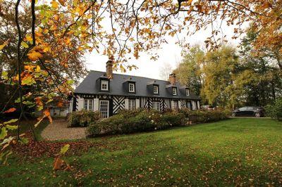 A acquérir authentique maison normande entièrement rénovée avec goût en Normandie